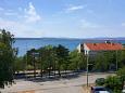 Balcony - view - Apartment A-5596-b - Apartments Dramalj (Crikvenica) - 5596