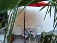 Dramalj, Terrace u smještaju tipa apartment, WIFI.