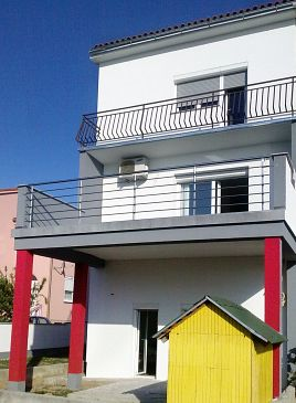 Property Senj (Senj) - Accommodation 5602 - Apartments with pebble beach.