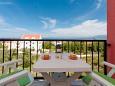 Terrace - Apartment A-5607-a - Apartments Supetar (Brač) - 5607