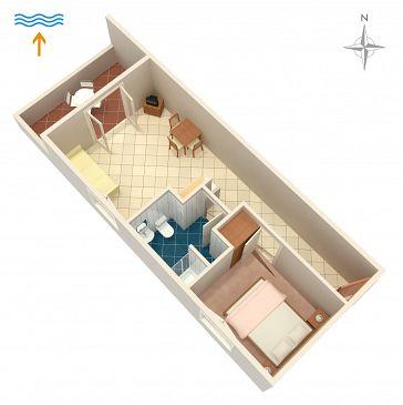 Apartment A-5617-c - Apartments Postira (Brač) - 5617