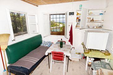 House K-5624 - Vacation Rentals Uvala Prapratna (Brač) - 5624