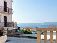 Terrace - view - Studio flat AS-5641-b - Apartments Bol (Brač) - 5641