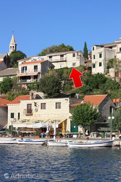 Property Povlja (Brač) - Accommodation 5644 - Apartments near sea with pebble beach.