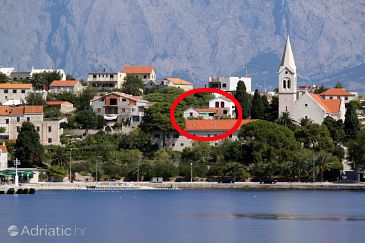 Property Sumartin (Brač) - Accommodation 5645 - Apartments and Rooms near sea with pebble beach.