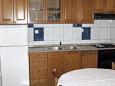 Kitchen - Apartment A-566-a - Apartments Sućuraj (Hvar) - 566