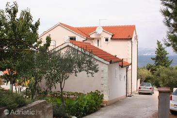 Property Splitska (Brač) - Accommodation 5664 - Apartments near sea.