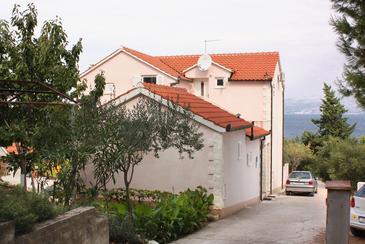 Obiekt Splitska (Brač) - Zakwaterowanie 5664 - Apartamenty blisko morza.