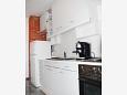 Supetar, Kitchen u smještaju tipa apartment, dopusteni kucni ljubimci i WIFI.