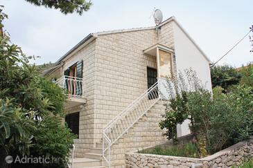 Property Splitska (Brač) - Accommodation 5668 - Vacation Rentals near sea.