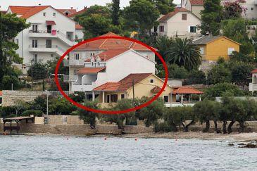Obiekt Sutivan (Brač) - Zakwaterowanie 5675 - Apartamenty blisko morza ze żwirową plażą.