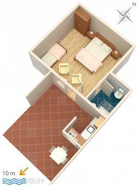 Apartment A-5688-d - Apartments Hvar (Hvar) - 5688