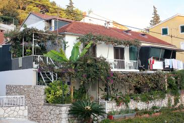 Property Hvar (Hvar) - Accommodation 5690 - Apartments with pebble beach.