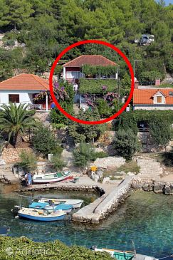Property Mudri Dolac (Hvar) - Accommodation 5692 - Apartments near sea.