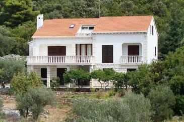 Property Žrnovska Banja (Korčula) - Accommodation 571 - Apartments with pebble beach.