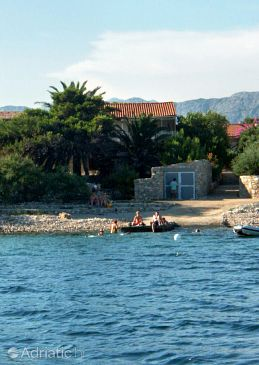 Property Sućuraj (Hvar) - Accommodation 5714 - Apartments near sea with rocky beach.