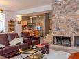 Living room - House K-5722 - Vacation Rentals Svirče (Hvar) - 5722