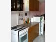 Kitchen - Apartment A-5729-c - Apartments Uvala Tatinja (Hvar) - 5729