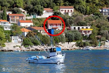 Property Brna (Korčula) - Accommodation 574 - Apartments near sea.