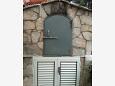 Podwórko Uvala Torac (Hvar) - Zakwaterowanie 575 - Apartamenty blisko morza.