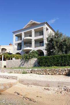 Property Bibinje (Zadar) - Accommodation 5752 - Apartments near sea with pebble beach.