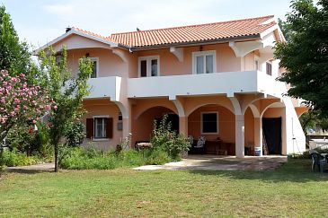 Property Privlaka (Zadar) - Accommodation 5754 - Apartments in Croatia.