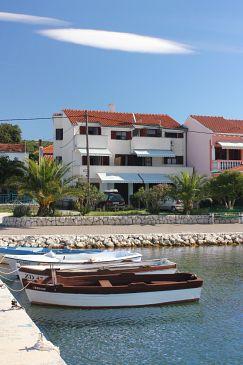 Property Bibinje (Zadar) - Accommodation 5759 - Apartments near sea with pebble beach.