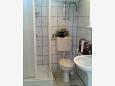 Bathroom - Studio flat AS-5762-a - Apartments Privlaka (Zadar) - 5762