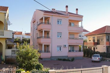 Property Zadar (Zadar) - Accommodation 5763 - Apartments with pebble beach.