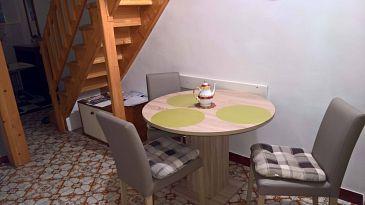 Zadar - Diklo, Jadalnia w zakwaterowaniu typu apartment, WIFI.