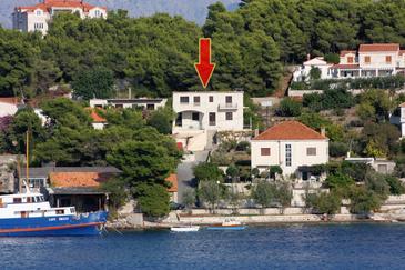 Obiekt Sumartin (Brač) - Zakwaterowanie 5771 - Apartamenty blisko morza.