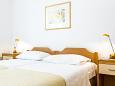 Zadar, Bedroom 2 u smještaju tipa apartment, dostupna klima i WIFI.