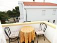 Balcony 1 - Apartment A-5781-b - Apartments Zadar - Diklo (Zadar) - 5781