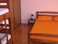 Bibinje, Bedroom u smještaju tipa apartment, dostupna klima i WIFI.