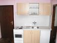 Kitchen - Studio flat AS-5786-b - Apartments Bibinje (Zadar) - 5786