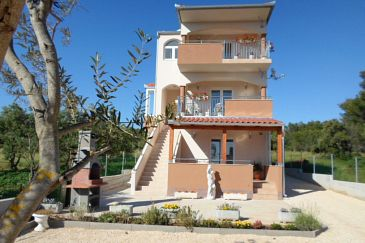 Property Bibinje (Zadar) - Accommodation 5787 - Apartments with pebble beach.