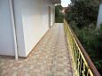 Balcony 1 - Apartment A-5790-a - Apartments Vrsi - Mulo (Zadar) - 5790