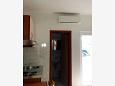 Dining room - Studio flat AS-5794-a - Apartments Zadar - Diklo (Zadar) - 5794