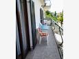 Balcony - Apartment A-5795-a - Apartments Zadar - Diklo (Zadar) - 5795