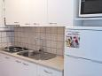Kitchen - Studio flat AS-5803-a - Apartments Kožino (Zadar) - 5803