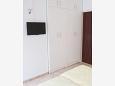 Kožino, Bedroom 1 u smještaju tipa studio-apartment, dostupna klima i WIFI.