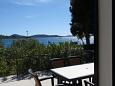 Terrace - view - Apartment A-5806-a - Apartments Vodice (Vodice) - 5806
