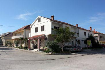 Property Nin (Zadar) - Accommodation 5837 - Apartments near sea with sandy beach.
