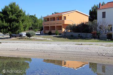 Vrsi - Mulo, Zadar, Property 5844 - Apartments blizu mora with pebble beach.