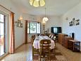 Dining room - House K-5855 - Vacation Rentals Sumpetar (Omiš) - 5855