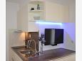 Kitchen - Apartment A-5856-c - Apartments Zadar - Diklo (Zadar) - 5856