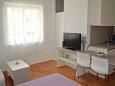 Dining room - Studio flat AS-5856-a - Apartments Zadar - Diklo (Zadar) - 5856