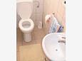 Bathroom - Studio flat AS-5866-a - Apartments Bibinje (Zadar) - 5866
