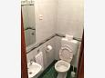 Toilet - Apartment A-5872-a - Apartments Bibinje (Zadar) - 5872