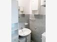 Sukošan, Bathroom u smještaju tipa house, dopusteni kucni ljubimci.
